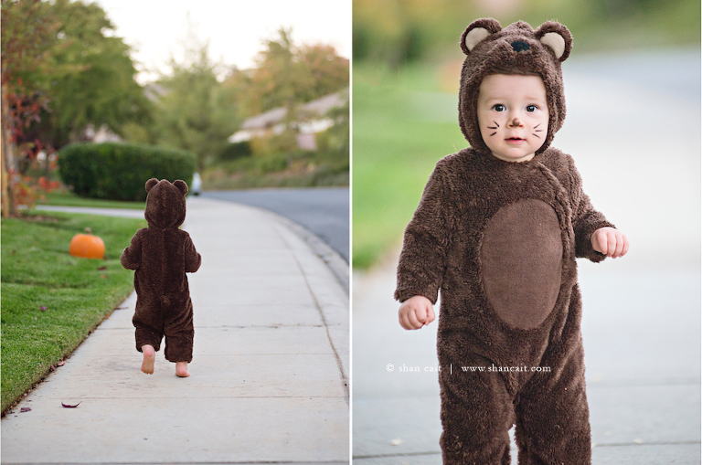 potterybarn bear halloween costume 1