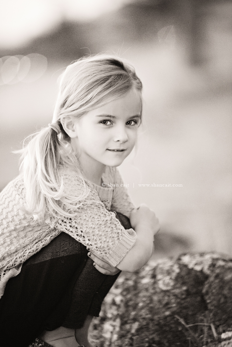 Young Girl Models Nn: Folsom Family Photography » Shan Cait Photography