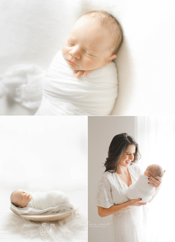 Granite bay newborn photographer jacks glimpse